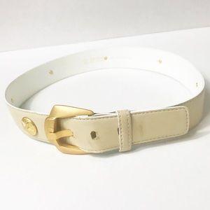 Vintage Escada Made in Germany Leather Belt